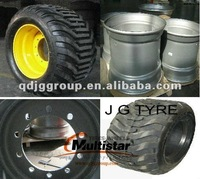 500/60-22.5 tyre and wheel