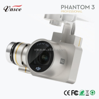 China online shopping 3-axis stabilization gimbal DJI phantom3 professional ultralight helicopter for sale.