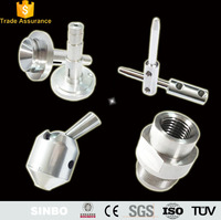 auto/car/boat 5-axis CNC milling turning precision machined electronic spare parts Components China