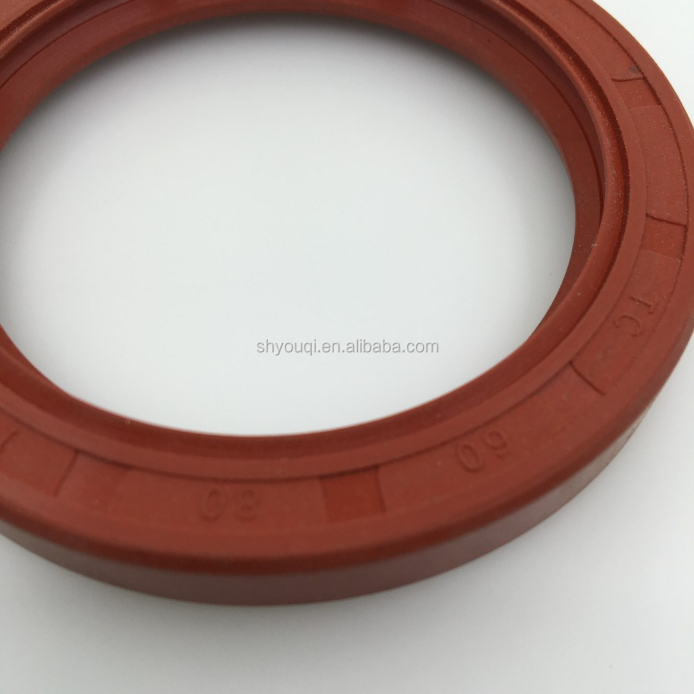 Water pump mechanical seal and rubber and metal Material oil seal