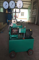 Hydraulic test pump H2D - SY