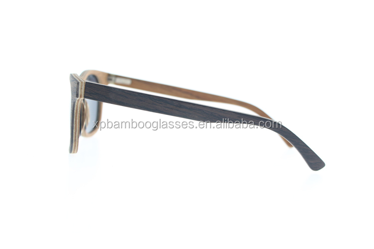 Latest Models FDA Approved No Logo Retro Vintage Wooden Sunglasses