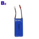 Customized Lithium Battery BZ 803063 1000mah 7.4V 30C Rechargeable LiPo Battery Pack