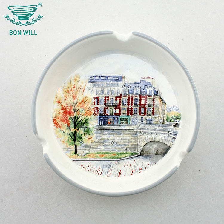 Attractive and reasonable price wholesale smokeless custom cigar ashtray