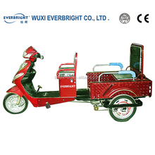 electric cargo and passenger tricycles with man power made in china
