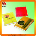 Professional manufacture hardcover book