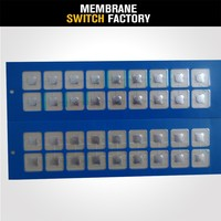 wholesale electronic matel dome programmable keypad
