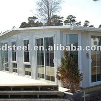 ISO Amp CE Steel Prefabricated Homes