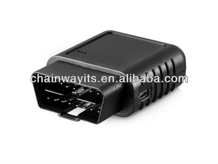 mini gps tracking chip car,vehicle gps tracker OBDII,vehicle tracker,CW-601