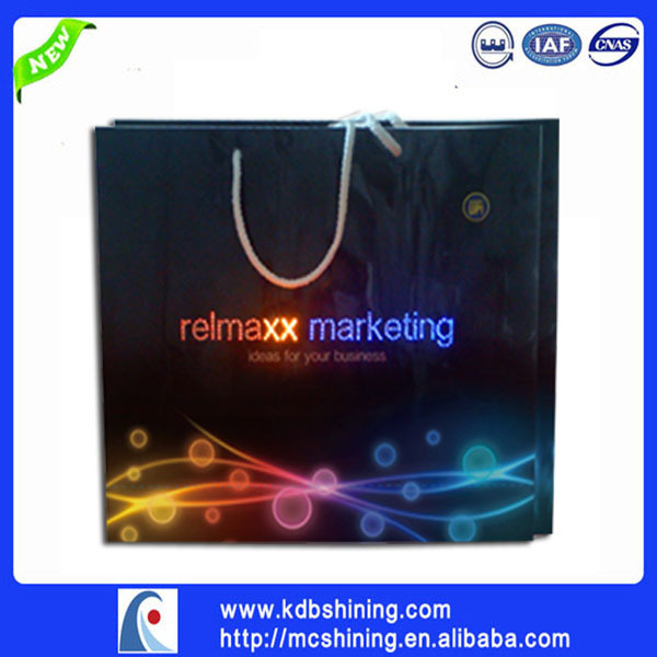 Alibaba express Low price halloween light up bag