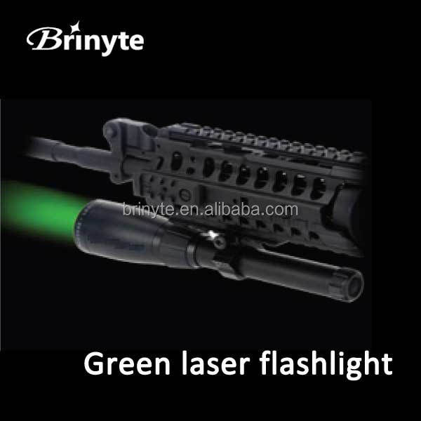 100mw Laser Pointers For Guns Green LED Hunting Flashlight