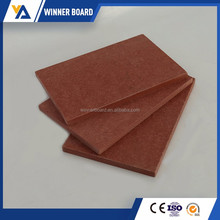 High Density Fireproof Insulation Insulation Material Fiber Cement Cladding Board