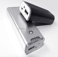 New ideas Mobile phone accessory or new inventions portable power bank 5800mah