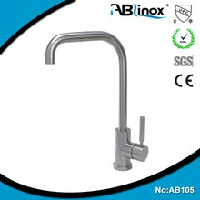 High quality and durable ABLinox gooseneck kitchen faucet