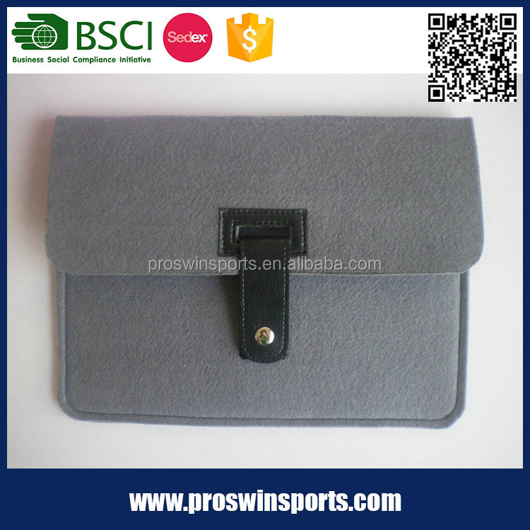 Alibaba supplier wholesales woolen felt laptop case hot new products for 2016 usa