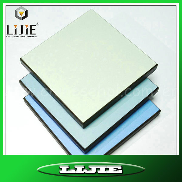 Lijie brand phenolic high pressure compact HPL laminate sheet