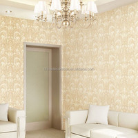 Eco-friendly stocklot cheap wallpaper for decoration