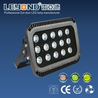 Leyond Popular Bridgelux/Meanwell Optic Lens 10/24/38/60/90 Degree Pure White Outdoor LED Basketball Court Flood Lights 150w