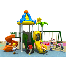 Fun children amusement park outdoor playground <strong>equipment</strong> with swing for sale