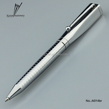 High quality Kasun pen metal material ball point and roller pen with fashionable design