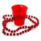 Saint Patrick's Day Led light Necklace Plastic Shot Glass Necklace