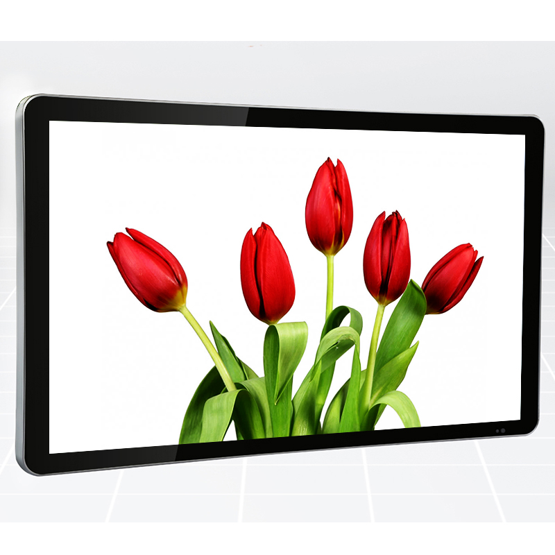 "32"" Wall Mount lcd tv advertising display"