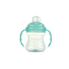 2015 Online Shopping PP Non-spill Disposable Plastic Baby Sippy Cup With Handles