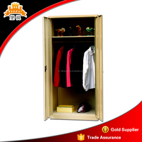 lightweight portable metal armoire steel material aluminum wardrobe closet