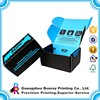 Custom corrugated outside inside coloring mailing box printing
