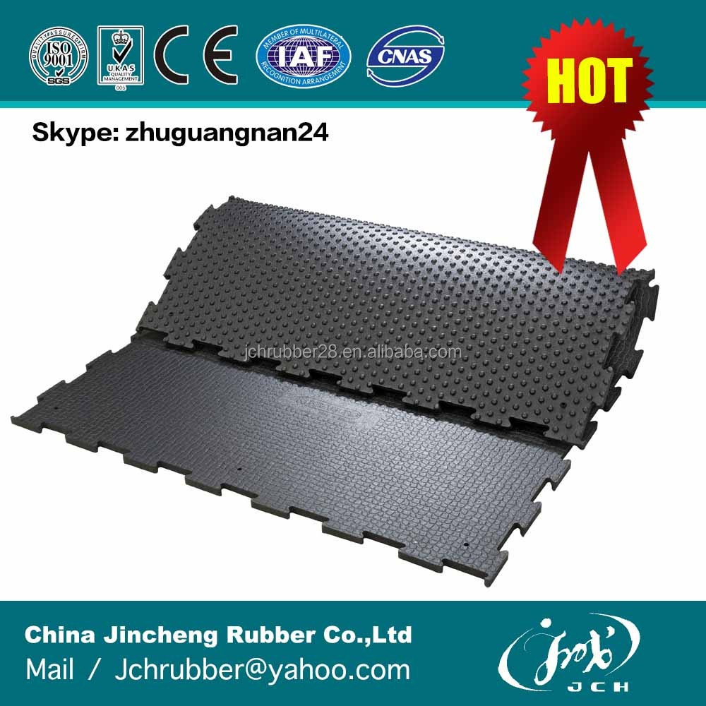 custom oil resistant rubber mat supplier
