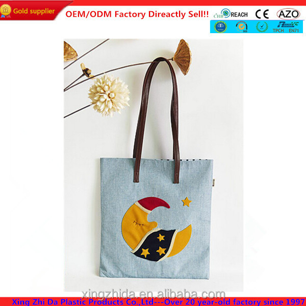 Linen favor bags china supplier