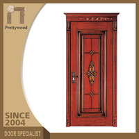 Natural Single Main South Indian Front Safety Door Designs