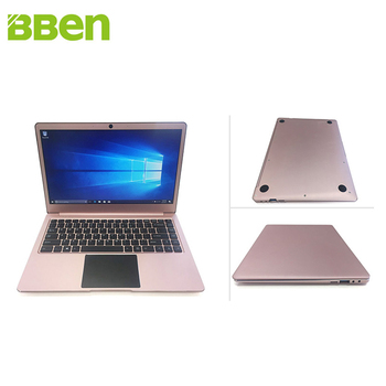 2017 Promotional cheapest slim intel apollo lake N4200 computers laptop with list