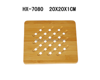 Bamboo/Wooden Dining Table Mat&Pad