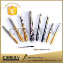 self thread tapping insert carbide HSS screw thread taps