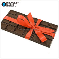 Valentinstag Satin Ribbon Bows For Chocolate Packing