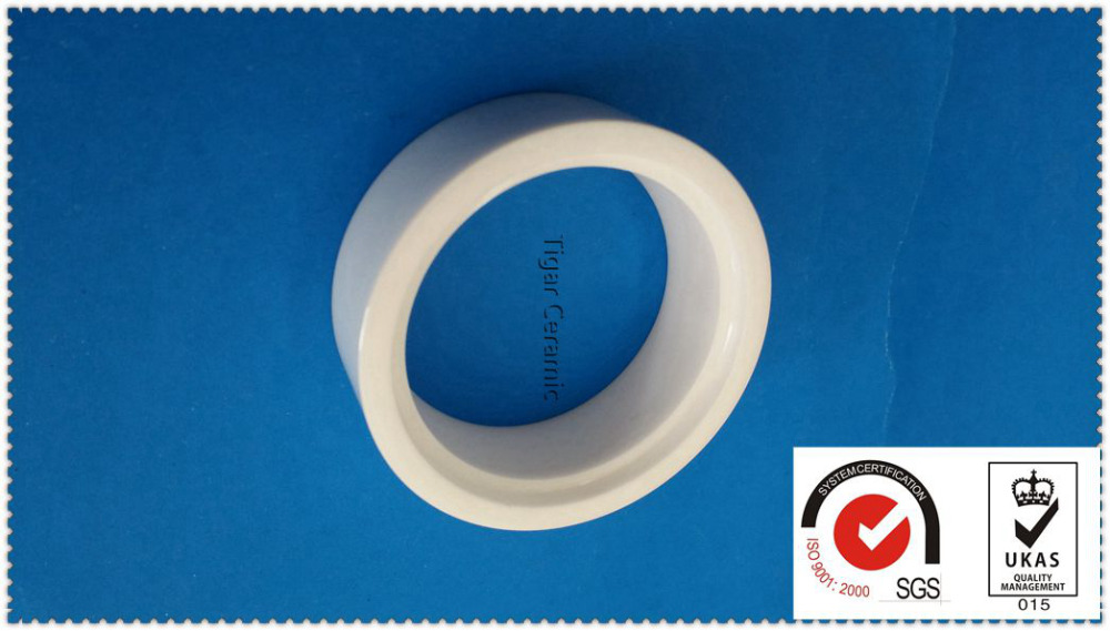 Hot selling customized ceramic protective sleeve with super performance and effective cost
