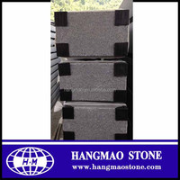 G654 flamed Grey Granite kerbstone
