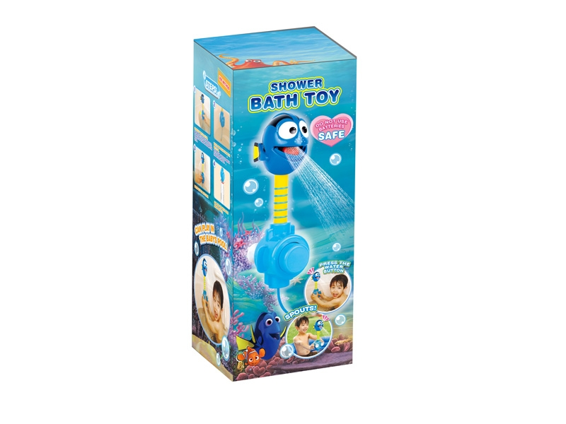High Quality Baby Sprinkler Bath Toy Plastic Baby Shower Gifts For Sale
