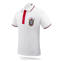 Latest Designs Branded Embroidered Quick Dry Man Polo t shirt design