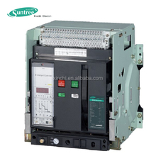 DW45 ACB 3 pole or 4 pole Intelligent Universal fixed type or Drawer type 3200A air circuit breaker
