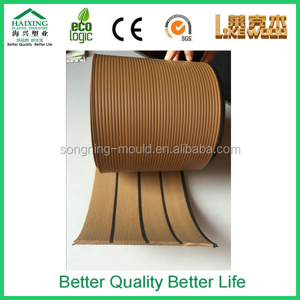 LIKEWOOD Outdoor Boat Rubber Flooring