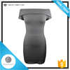 Women Clothing Sexy Off Shoulder short sleeve wedding Black Short Sleeve Bodycon Dress Women