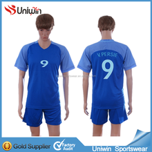 Wholesale Sublimation Holland Away Soccer Jersey Made In China