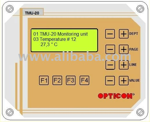 Temperature, RH, CO2, NH3, level monitoring