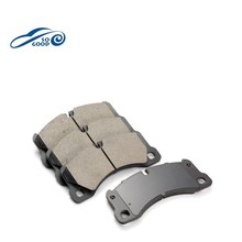 exporter akb ceramic material japanese car auto brakes pad back plate