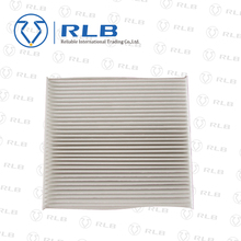 Auto engine parts air intakes cabin filter 87139-06080 for toyota hiace