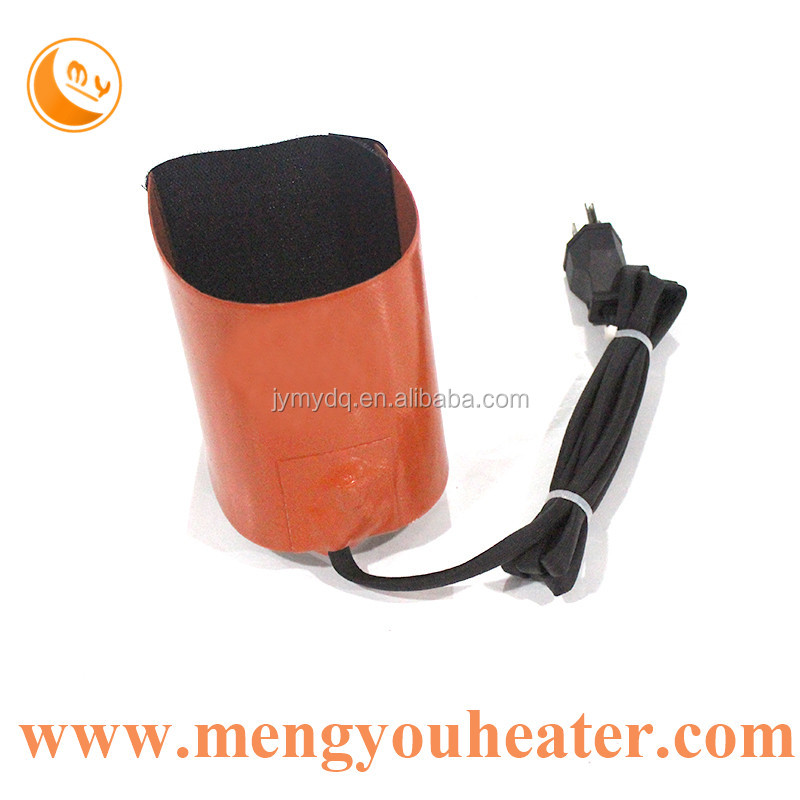 defrost heater < silicone rubber heater> heating plate with thermostat