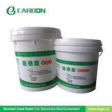 CBSR-A/B adhesive steel glue epoxy resin and hardener