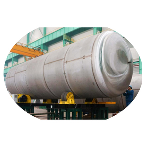 Prefabricated large Diameter Water Diesel Fuel Oil Gas LPG Chemical Storage Tanks With Fabrication Service
